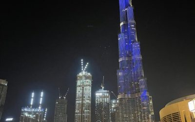 Retour sur (et prochainement vers…) Dubaï